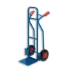 Warehouse Hand Trolley Sturdy Capacity 180kg Foot Size W476xL510mm Blue Ref HT2502 [796568]