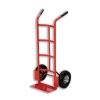 Hand Trolley Heavy-duty Capacity 200kg Wheel 255mm Foot Size W555xL425mm Red Ref HT1830 [321428]