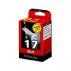 Lexmark No. 17 Inkjet Cartridge Page Life 410pp Black Ref 80D2954 [Pack 2]