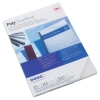 GBC PolyCovers ClearView Binding Covers Polypropylene 300 micron A4 Frosted Ref IB386848 [Pack 100]