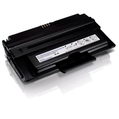 Dell No. HX756 Laser Toner Cartridge High Capacity Page Life 6000pp Black Ref 593-10329