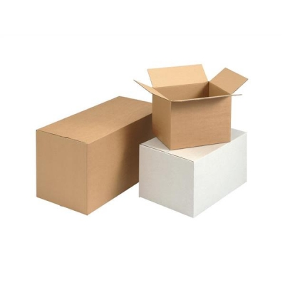Packing Box W305xD229xH229mm Oyster [Pack 10]