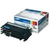 Samsung Laser Toner Cartridge Page Life 1000-1500pp Black/Cyan/Magenta/Yellow Ref CLT-P4072C/ELS [Pack 4]