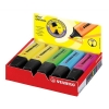 Stabilo Boss Highlighters Chisel Tip 2-5mm Line Assorted Ref 70/10-1 [Pack 10]