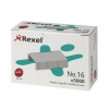 Rexel 16 Staples 6mm Ref 06010 [Pack 5000]