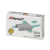 Rexel 56 Staples 6mm Ref 06025 [Pack 5000]