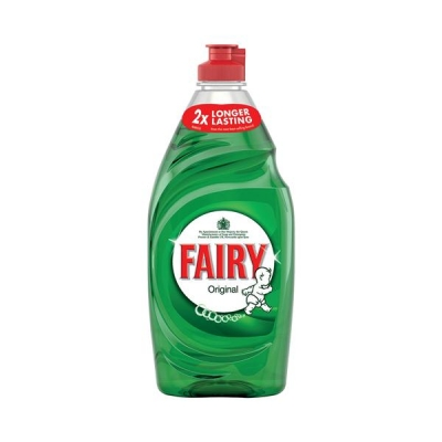 Fairy Original Washing-up Liquid 500ml Ref 73408 [Pack 2]