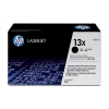 Hewlett Packard [HP] No. 13X Laser Toner Cartridge Page Life 4000pp Black Ref Q2613X