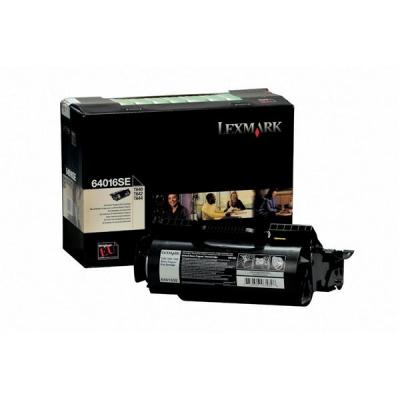 Lexmark Laser Toner Cartridge Return Program Page Life 5000pp Black Ref 12A7460
