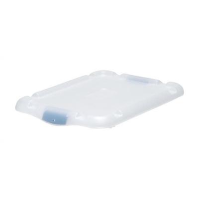 Strata Storemaster Lid Plastic for Medium Archive Box W380xD520xH25mm Clear Ref HW308CLR