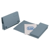 Elba Probate Wallets Manilla 310gsm Full Flap Foolscap Blue Ref 100090048 [Pack 25]