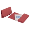 Elba Probate Wallets Manilla 310gsm Full Flap Foolscap Red Ref 100090053 [Pack 25]
