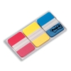 Post-it Index Strong 25mm Assorted Red Yellow and Blue Ref 686-RYB [Pack 66]