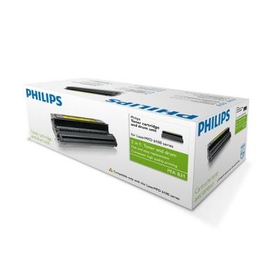 Philips Toner Cartridge and Drum Kit Page Life 1000pp Black Ref PFA831