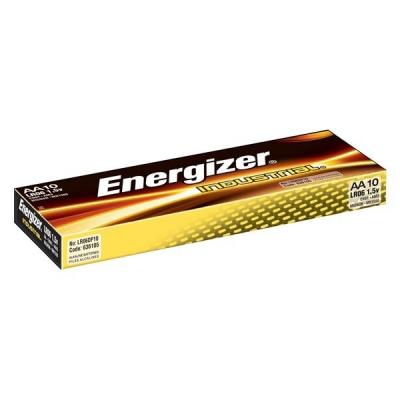 Energizer Industrial Battery Long Life LR6 1.5V AA Ref 636105 [Pack 10]