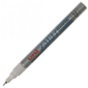 uni Paint Marker Bullet Tip Needlepoint PX203 Line Width 0.8mm Silver Ref 483388000 [Pack 12]
