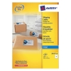 Avery Quick DRY Addressing Labels Inkjet 4 per Sheet 139x99.1mm White Ref J8169-100 [400 Labels]