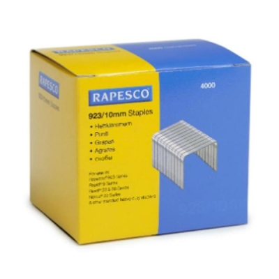 Rapesco Heavy Duty Staples 923/10mm Ref 92310Z3 [Box 4000]