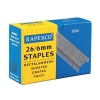 Rapesco Tacker Staples 13/6 Ref S13060Z3 [Pack 5000]