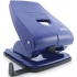 Rapesco 835P Punch 2-Hole Metal Heavy-duty with Lock-down Handle Capacity 40x 80gsm Blue Ref PF835PL2