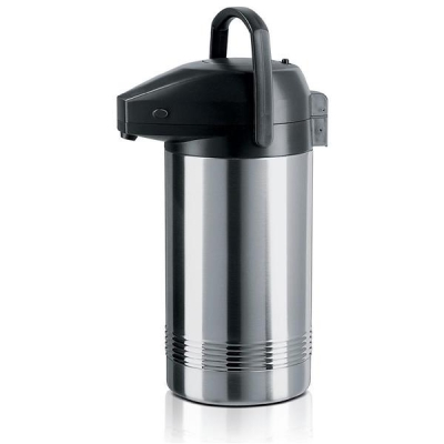 Pump Pot Stainless Steel Retains Heat 8 hours 3 Litre