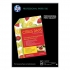 Hewlett Packard [HP] Superior Inkjet Paper Double-sided Glossy 180gsm A3 Ref C6821A [50 Sheets]