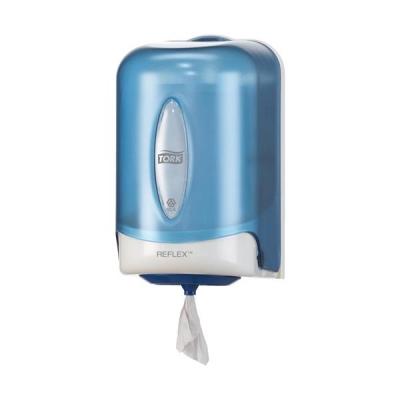 Tork Reflex Centrefeed  Mini Wiper Dispenser Plastic Blue Ref E02239