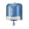 Tork Reflex Centrefeed Wiper Dispenser Plastic Blue Ref E022372