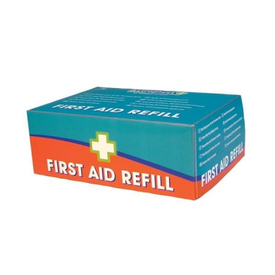 Wallace Cameron Refill for 10 Person First-Aid Kit HS1 Ref 1036092