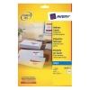 Avery Quick DRY Addressing Labels Inkjet 14 per Sheet 99.1x38.1mm White Ref J8163-25 [350 Labels]