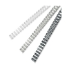 GBC Binding Wire Elements 34 Loop for 100 Sheets 11mm A4 Silver Ref RG810797 [Pack 100]