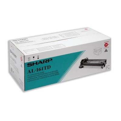 Sharp Copier Toner Cartridge Page Life 9000pp Black Ref AL161TD