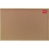 Nobo Classic Office Noticeboard Cork with Natural Oak Finish W600xH450mm Ref 37639022