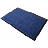 Floortex Door Mat Dust and Moisture Control Polypropylene 600mmx900mm Blue