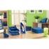 Avery DTR Desk Tidy W270xD152xH55mm Blue Ref DR400BLU