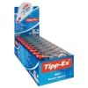 Tipp-Ex Mini Pocket Mouse Correction Tape Roller 5mmx5m Ref 901817 [Pack 10]