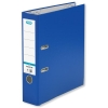 Elba Lever Arch File PVC 70mm Spine A4 Blue Ref 100025926 [Pack 10]