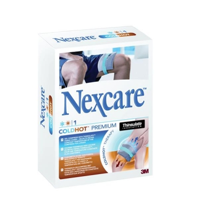 3M Nexcare Reusable Hot and Cold Pack with Washable Cover Ref N1571