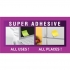 Post-it Super Sticky Removable Notes 76x127mm Yellow Ref 655S [Pack 12]