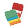 Elba Bright Manilla Document Wallet 285gsm Capacity 32mm Foolscap Yellow Ref 100090141 [Pack 25]