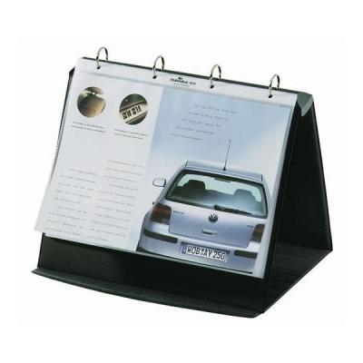 Durable Durastar Presentation Portfolio A4 Graphite Ref 8567