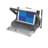 GBC MultiBind 420 Binding Machine Manual Binds Comb Click and Wire Punches 14-20 x80gsm A4 Ref 4400435
