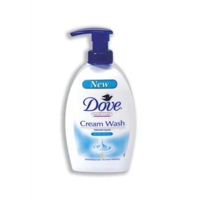 Dove Hand Wash Liquid Soap 250ml Ref N02271