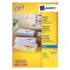 Avery Quick DRY Addressing Labels Inkjet 24 per Sheet 63.5x33.9mm White Ref J8159-100 [2400 Labels]