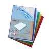 Rexel Nyrex Folder Cut Back A4 Assorted Ref 12131AS [Pack 25]