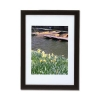 Picture or Certificate Frame Portrait or Landscape with Styrene Front A4 Black