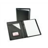 Invo Executive Conference Folder Leather Capacity 30mm W245xH320mm A4 Black