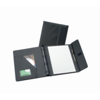 5 Star Executive Conference 4 Ring Binder Capacity 50mm W278xH325mm A4 Black