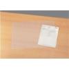 Durable Duraglas Desk Mat Transparent Anti-glare W530xD400mm Ref 7112/19