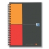 Oxford International Address Book A-Z Polypropylene Wirebound 160pp 90gsm A5 Ref 100103165